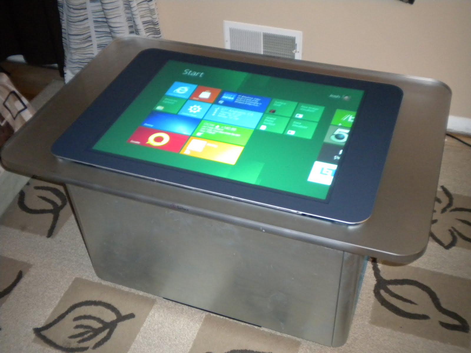 Assista ao vídeo do Windows 8 rodando no Microsoft Surface