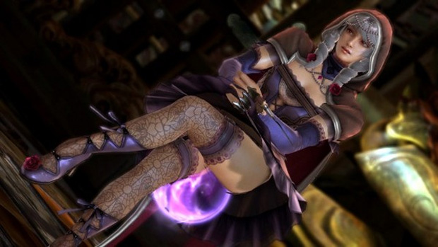 Soul Calibur V (Foto: Nightmare Mode)