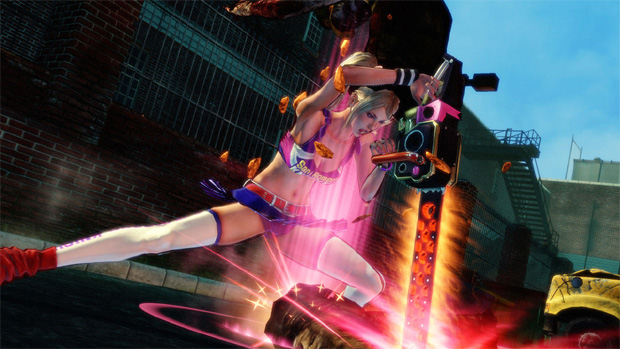 Lollipop Chainsaw (Foto: Andriasang)