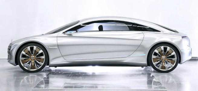Mercedes-Benz F125 (Foto: Reprodução)