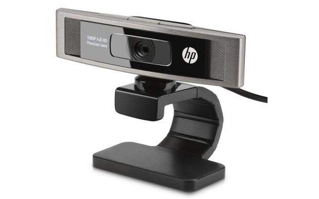 Webcam HP HD 5210 (Foto: Divulgação)