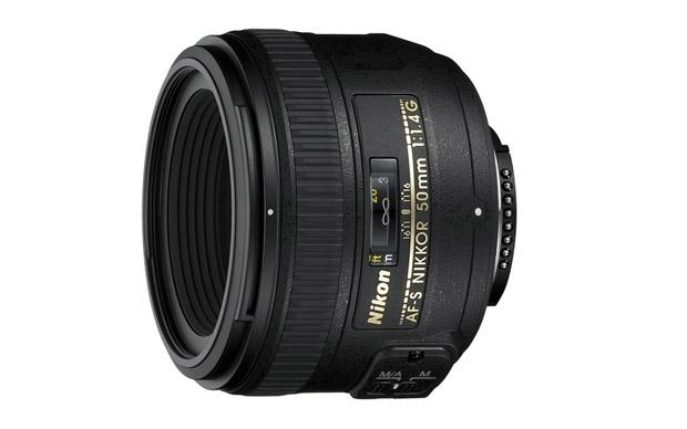 Nikon 50mm f/1.4G AF-S (Foto: Reprodução)