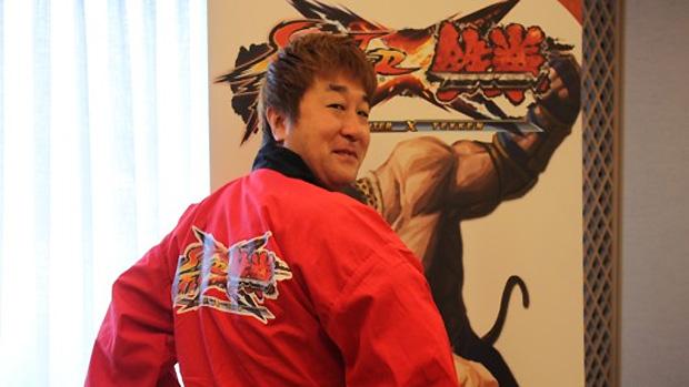 Street Fighter x Tekken partilhará downloads entre PS3 e Vita (Foto: Divulgação)