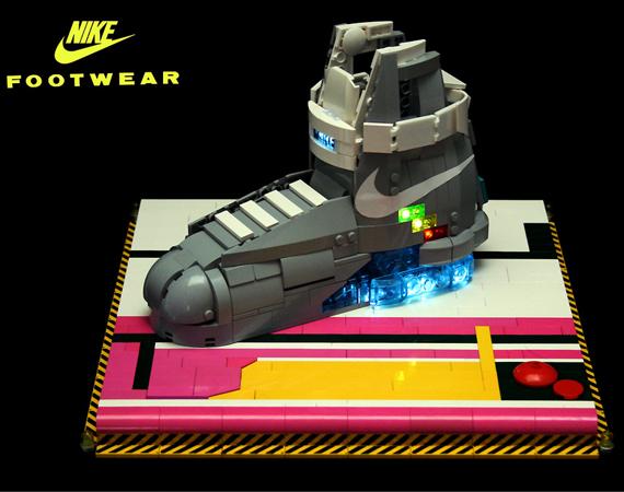 Nike Mag Lego (Foto: Divulgação)