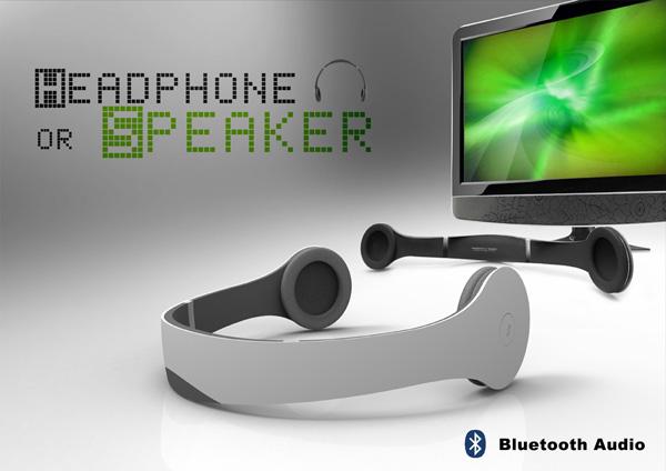 Headphone or Speaker. (Foto: Divulgação)