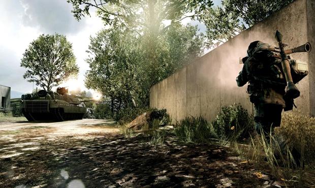 Novas imagens de Battlefield 3 (Foto: Divulgação)