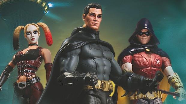 Batman: Arkham City ganhará linha de Action Figures (Foto: Newsarama)