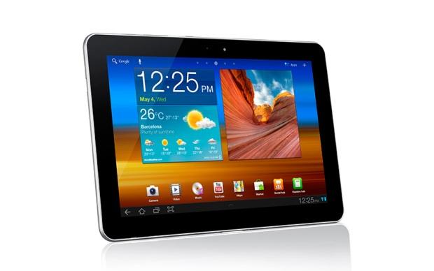 Samsung Galaxy Tab 10.1 (Foto: Divulgação)