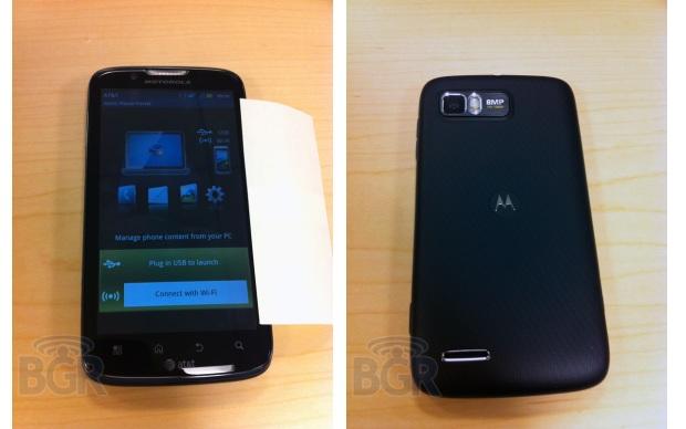 Motorola Atrix 2 (Foto: Reprodução/BGR)