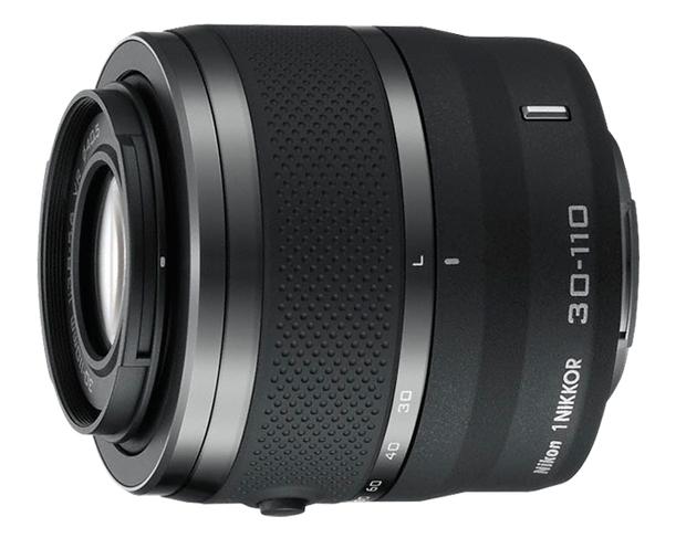 Lente 1 Nikkor VR 30-110mm (Foto: Divulgação)