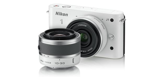 Nikon 1 J1 (Foto: Divulgação)