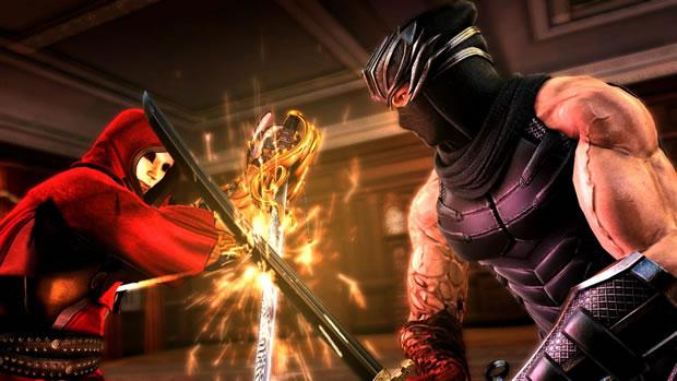 Diretor explica inclusão de modo mais fácil no Ninja Gaiden 3 (Foto: Divulgação)
