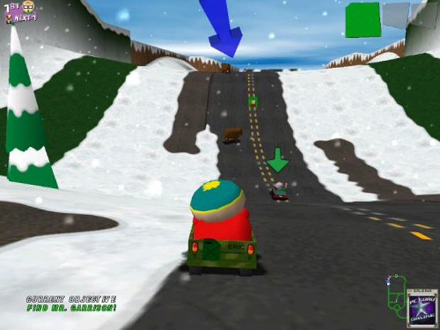 South Park Rally (Foto: Reprodução)