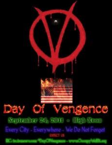 O Dia da Vingança. (Foto: Divulgação)