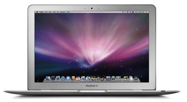 MacBook Air 2010 (Foto: Divulgação)