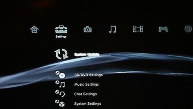 Problema na PlayStation Network oferece velho firmware 1.4 como novidade (Foto: PSX-Sense)