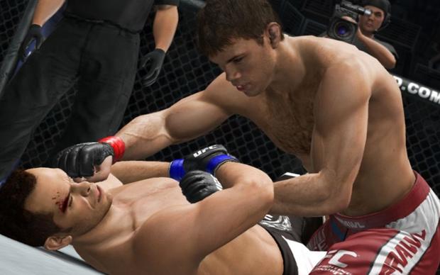 UFC Undisputed 3 (Foto: Divulgação)