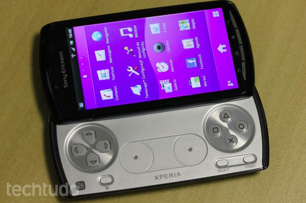 Sony Ericsson Xperia Play (Foto: Allan Melo/TechTudo)