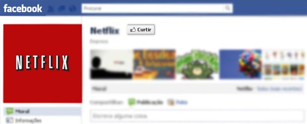 Netflix e Facebook (Foto: Reprodução/TechTudo)