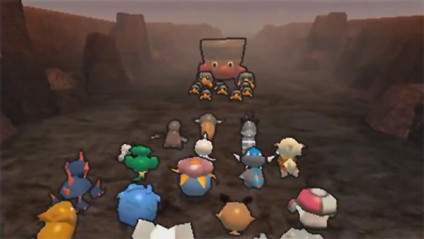 Pokémon Rumble Blast  (Foto: Divulgação)