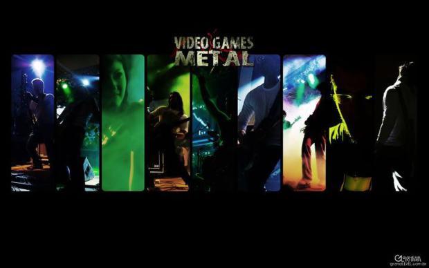 """""""Video Games Metal"""" é o evento musical que acontecerá em Brasília (Foto: Divulgação)"""