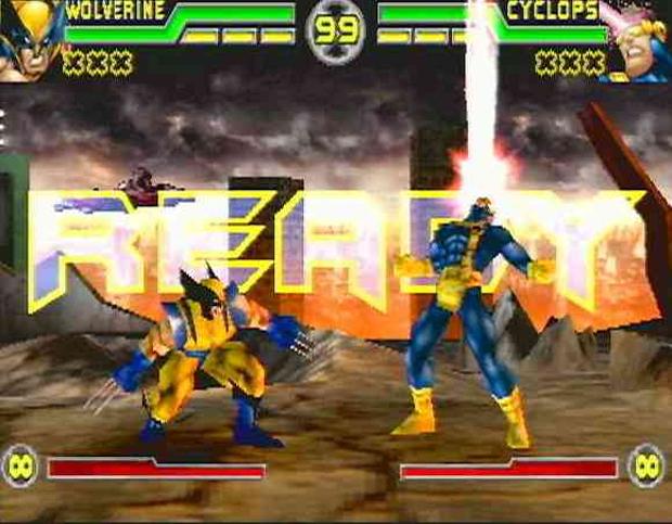 X-Men: Mutant Academy 2 (Foto: Divulgação)