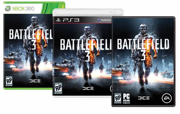Battlefield 3 chega a marca de 1,5 milhões de cópias reservadas (Foto: Divulgação)