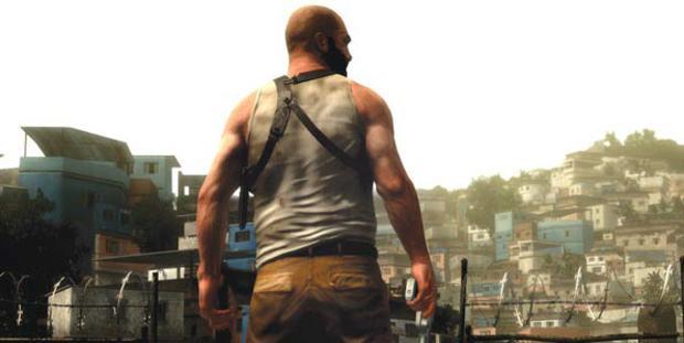 Max Payne 3 se passa em São Paulo (Foto: Divulgação)