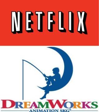 Netflix e Dreamworks fecham parceria. (Foto: Reprodução)