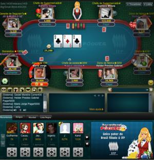 Sociedade Pôquer, para Orkut (Foto: Divulgação)