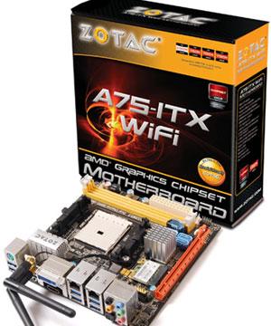 A75-ITX Zotac (Foto: Divulgação)