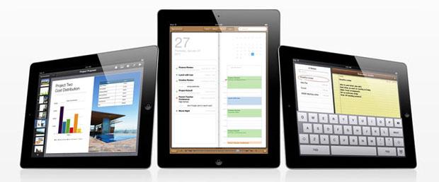 iPad 2 está no ritmo normal e não há queda de produção e demanda (Foto: Divulgação)