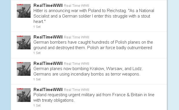 Hitler anuncia guerra contra a Polônia (Foto: Reprodução/TechTudo)