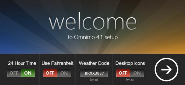 Setup do Omnimo (Foto: Reprodução)
