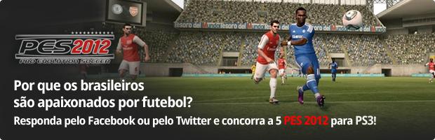 Banner Pro Evolution Soccer (Foto: TechTudo)