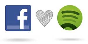 Spotify causa reclamações no Facebook. (Foto: Reprodução)