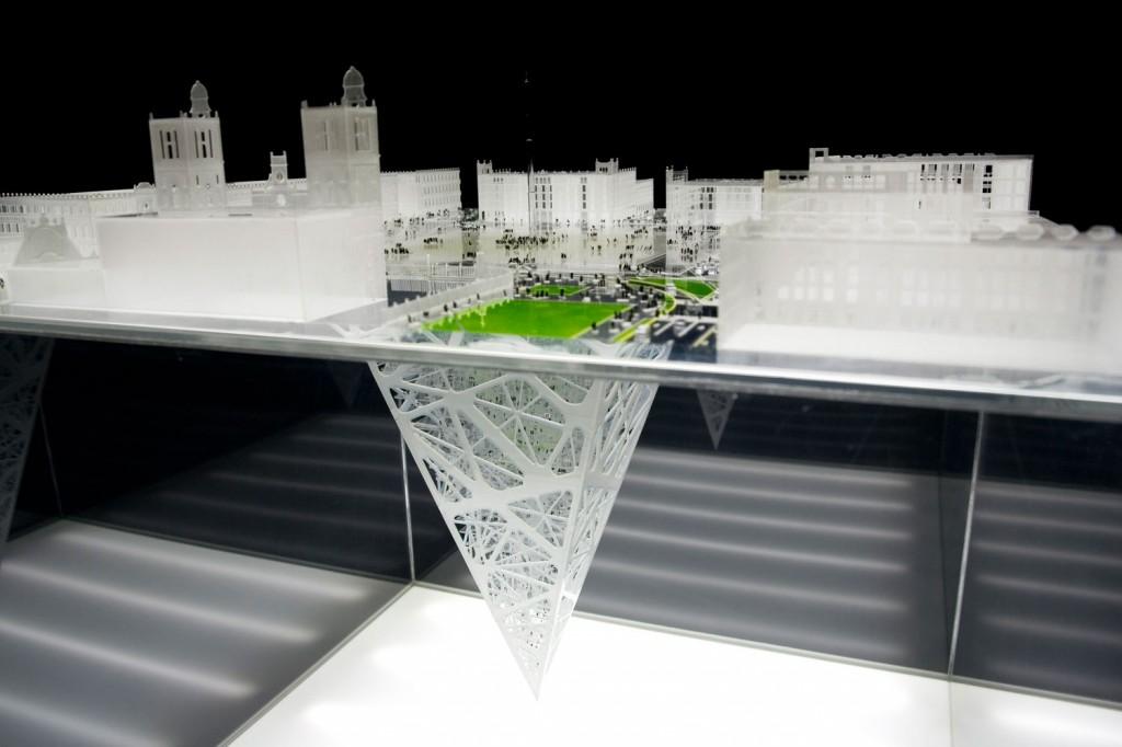 Projeto do Earthscraper  (Foto: Divulgação)