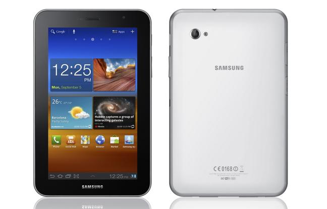 Samsung lança Galaxy Tab 7 Plus com Honeycomb