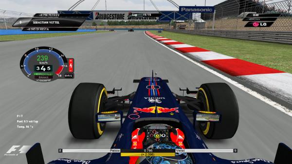 A devoção à série Gran Prix é tão grande que já é possível jogar com Sebastian Vettel em GP4 (Foto: Divulgação)