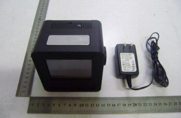 FunBox, despertador de cabeceira. (Foto: Reprodução)