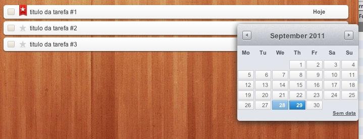 Wunderlist - alterando datas, prioridade e comentários. (Foto: Reprodução)