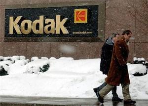 Sede da Kodak em Rochester, Nova York, 22 de janeiro,2004.  (Foto: Gary Wiepert/Reuters)