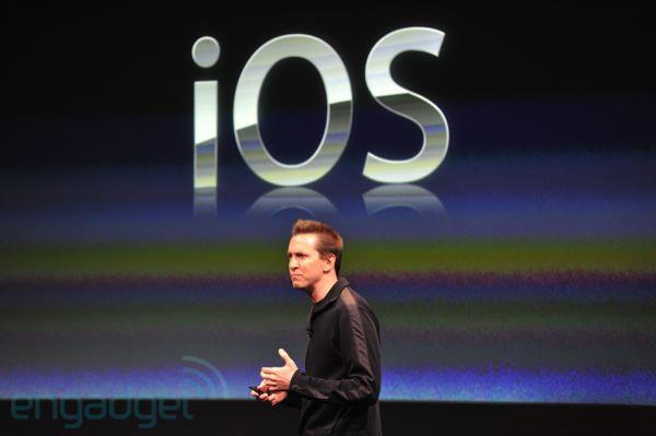 iOS 5 (Foto: Reprodução: Engadget)