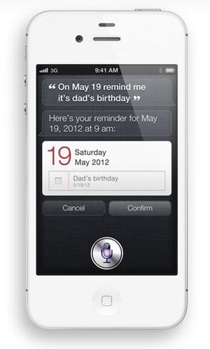 Siri - Reconhecimento de voz (Foto: Reprodução)