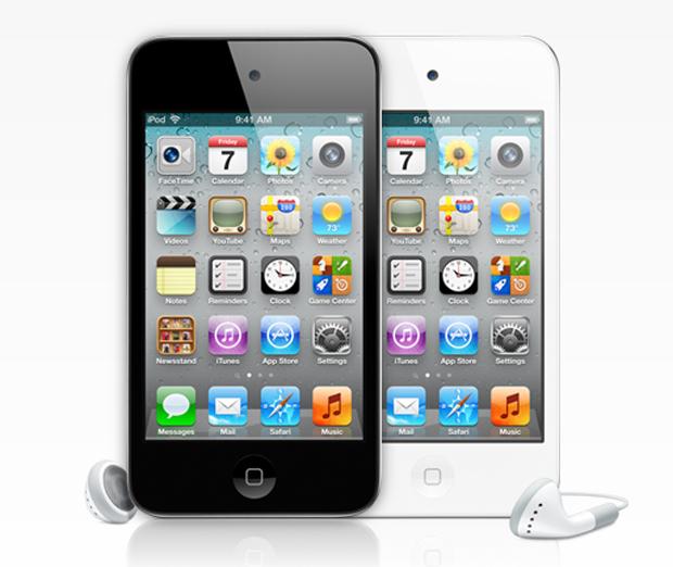 iPod touch (Foto: Divulgação)