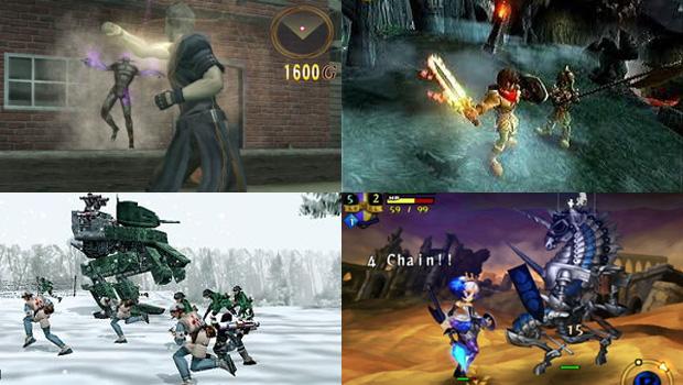 Sony trará vários jogos raros de PlayStation 2 para a PSN (Foto: Divulgação)