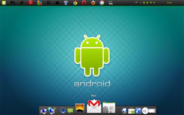 [Tutorial] Como deixar o seu Windows 7 com visual Android Android3