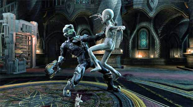 Imagens do jogo Dead Space 2 (Foto: Divulgação)