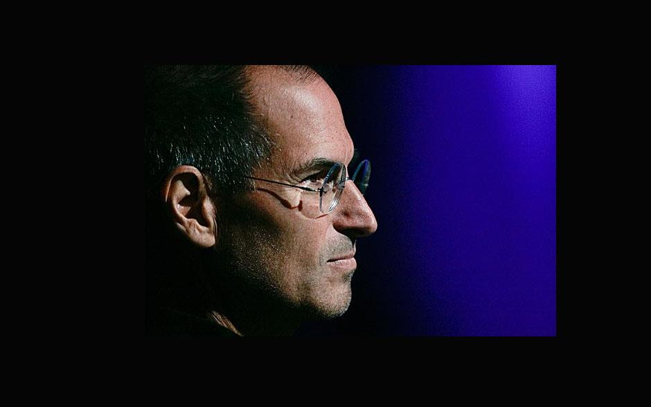 Steve Jobs (Foto: Kim White)