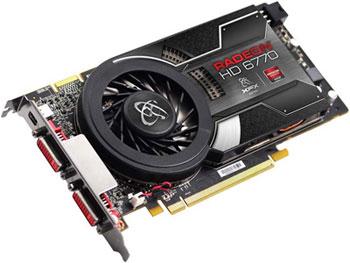 XFX Radeon HD 6770. (Foto: Divulgação)